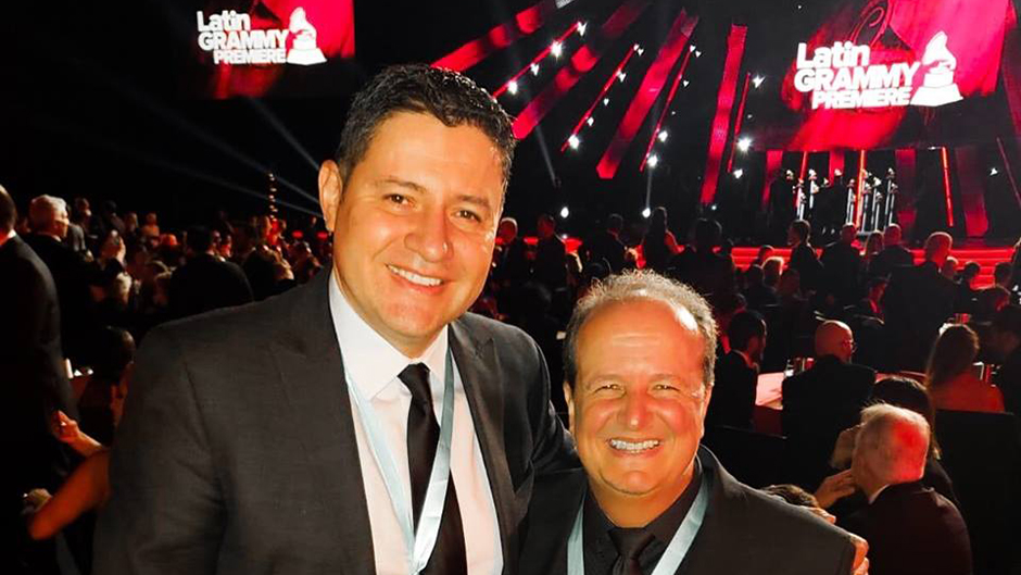 Carlos Fernando López y Julio Cesar Reyes Copello