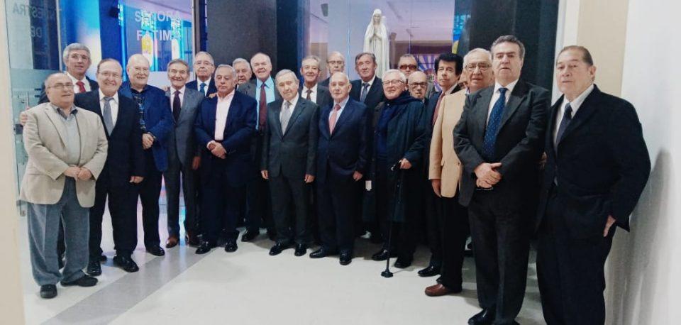 Eucaristía del 22 de noviembre de 2019 - Promoción 1959